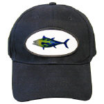 Hot Rod TUNA Baseball Cap