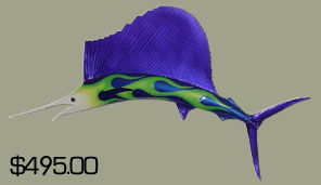 Marlin & Sailfish Art